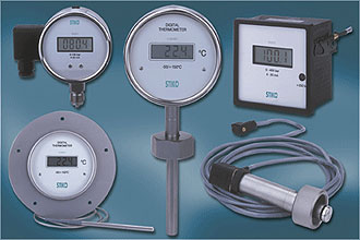 Securtherm ® room thermometers